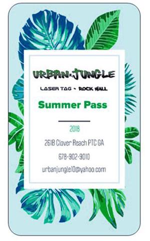 2018 Summer Pass
